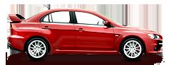 MitsubishiLancer X Ralliart