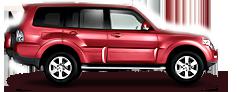 MitsubishiPajero IV 3D