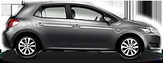 ToyotaAuris New