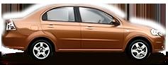 ChevroletAveo Седан