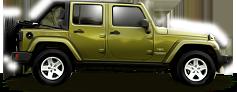 JeepWrangler 4D