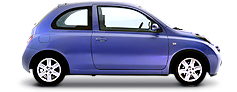NissanMicra 3D