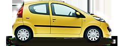 Peugeot107 5D