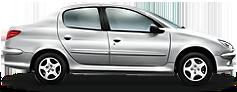 Peugeot206 Sedan