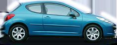 Peugeot207 RC