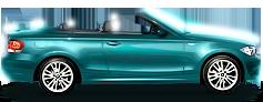 BMW1 Кабриолет