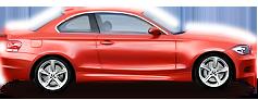 BMW1 Купе