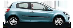 RenaultClio 3D