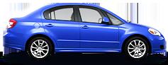 SuzukiSX4 Sedan
