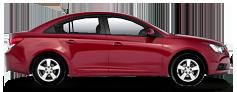 ChevroletCruze Седан
