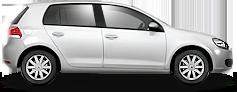 VolkswagenGolf 5D