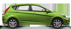HyundaiSolaris Хэтчбек