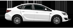 OpelAstra Седан New