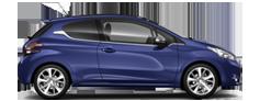 Peugeot208 3D