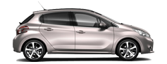 Peugeot208 5D