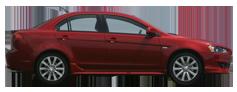 MitsubishiLancer X