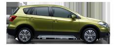 SuzukiSX4 Хэтчбек
