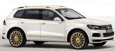 Volkswagen Новый Touareg