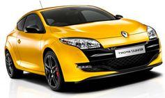 RenaultMegane R.S. Новый