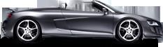 AudiR8 Spyder