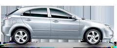 Haima3 Hatchback