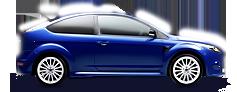 FordFocus II Hatchback 3D