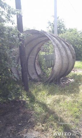 Емкость для канализации.