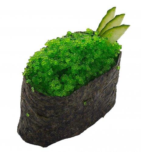 Тобико зеленя ресторан пират