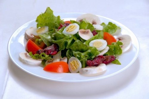 Салат овощной, Кафе Кафе «Ирина»