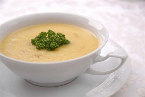 Суп-крем сырный, Кафе Кафе «Ирина»