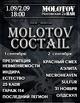 Рок-фестиваль «Molotov Coctail»