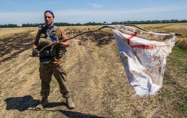 Еще 17 украинских военных попросили укрытия в России