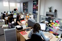 Британские ученые выяснили, где лучше всего сидеть в офисе