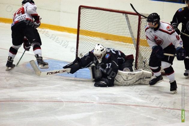Хоккейный клуб «Тамбов» обзавелся новым нападающим