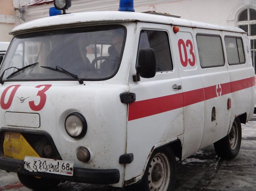На трассе Тамбов-Шацк столкнулись три автомобиля