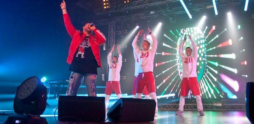 Руки вверх когда мы были молодыми концерт 2018