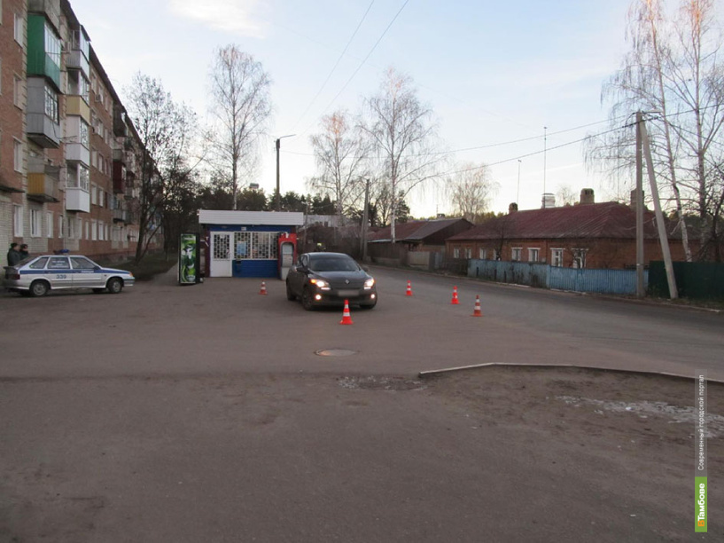 В Котовске автомобилистка сбила пешехода