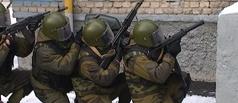 В Тамбовской области из воинской части сбежал солдат с автоматом