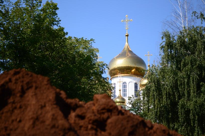 На месте парка в Тамбове хотят построить православные школу и детский сад