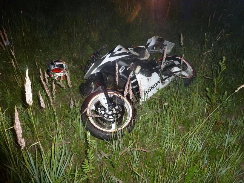 В Пичаевском районе в ДТП пострадал мотоциклист