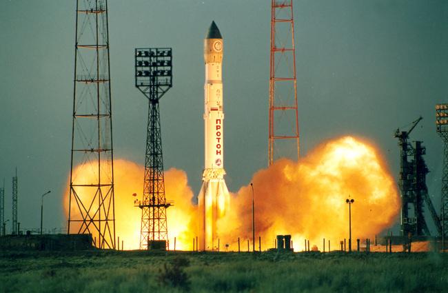 С космодрома Байконур будут запускать иностранные ракеты
