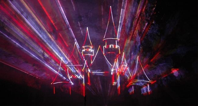 В «Ночь музеев» в Тамбове впервые устроят лазерное шоу