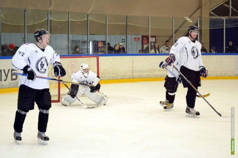 В Тамбов приедут два чемпиона мира по хоккею