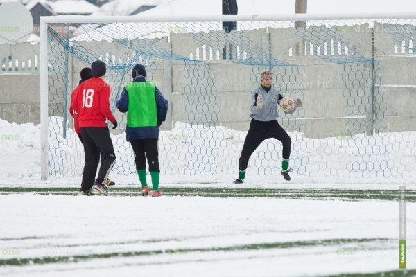 Тамбовский «Спартак» проиграл елецкому футбольному клубу