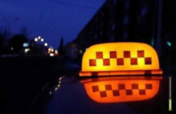 В Тамбове вооруженные пассажиры напали на таксиста