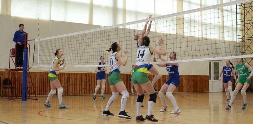 ВК «Тамбовчанка», обыграв команду из Череповца, стал чемпионом ЦФО