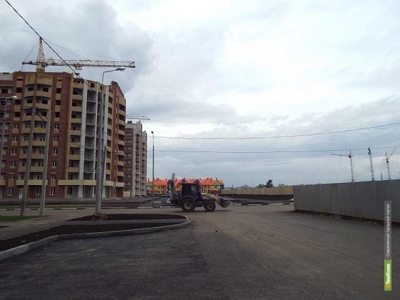 Автобусы по улице Агапкина пустят, как только её соединят с Рылеева