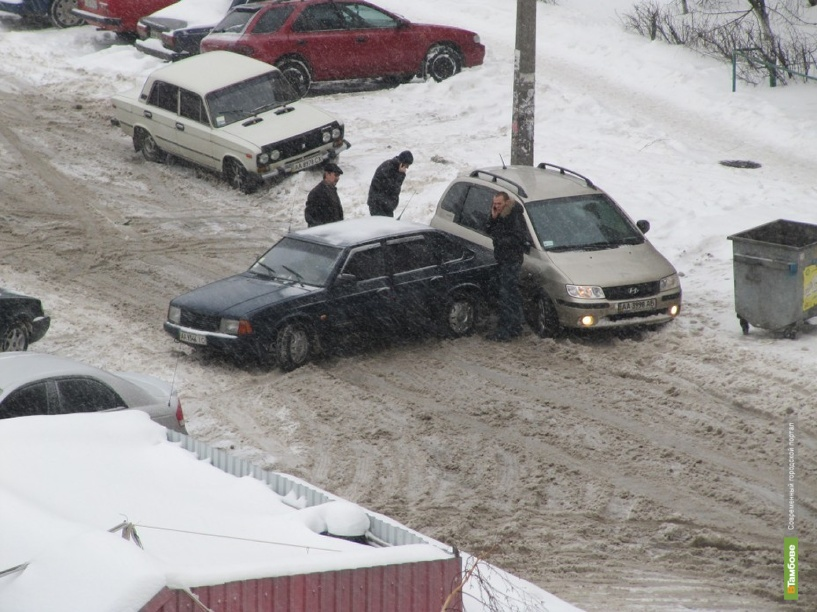 Тамбовские дороги стали менее аварийными