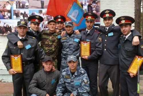 Тамбовские полицейские вошли в топ-5 на ведомственных состязаниях