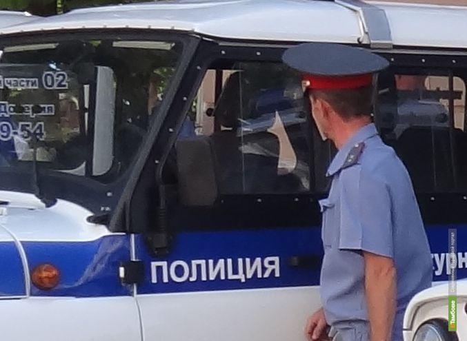 Знаменские полицейские задержали пожилого «разбойника»